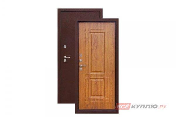 Дверь металлическая уличная Аргус с терморазрывом «ТЕПЛО-1»