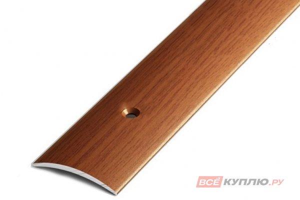 Профиль стыкоперекрывающий ПС-04 1350 мм вишня
