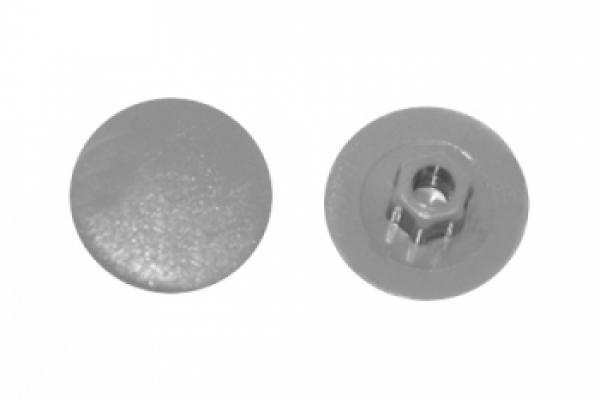 Заглушка на конфирмат №11 Металлик (50 шт)