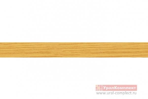 Кромка ПВХ 19/0,4 мм Дуб Солнечный (без клея)