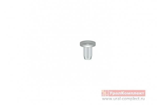 Демпфер мебельный врезной D=5 мм