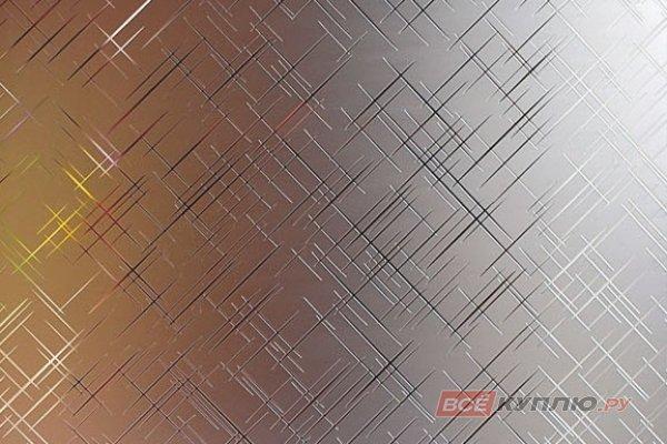 """Зеркало сатин """"Голден-Эарс"""" бесцветное 2550*1605*4 мм (цена за лист)"""