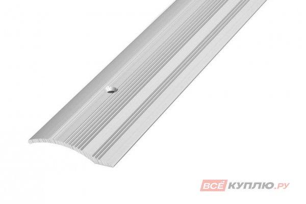 Профиль угловой ПР-02 900 мм серебро