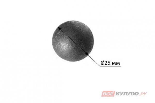 Шар Ø25 мм горячештампованный (116/F/2)