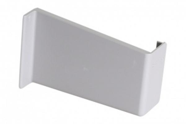 Крышечка декоративная для навеса кухонного серая правая CAMAR (806.00.60.00 DX)