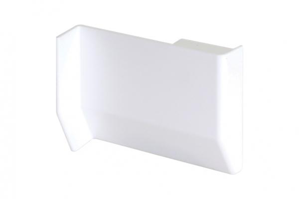 Крышечка декоративная для навеса кухонного белая правая CAMAR (806.00.01.00 DX)