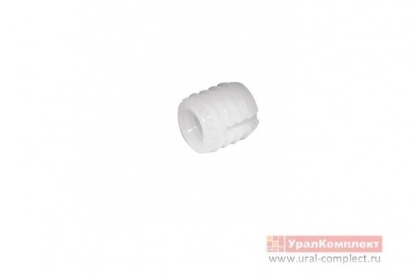 Бусола мебельная M6 с пропилом D 11 мм H 11 мм BS2405A2 пластик