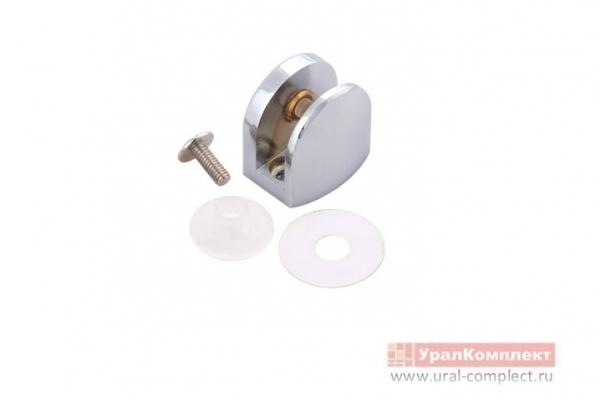 Полкодержатель мебельный хром полированный (P512CP.2)