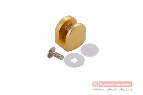 Полкодержатель мебельный золото (P512GP.2)