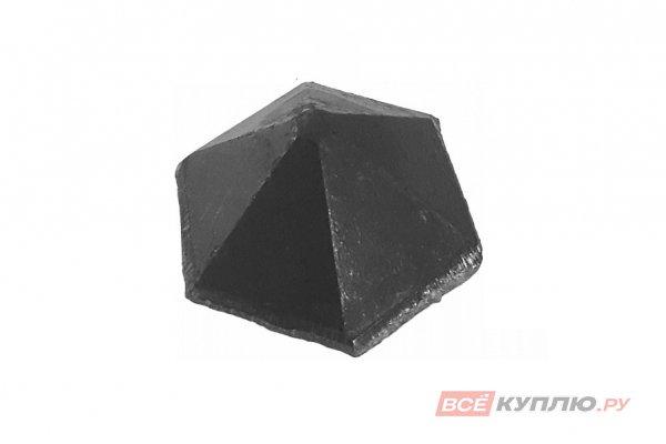 Заклёпка кованная (большая) шестигранник  Ø40 мм, ≠19 мм