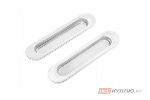 Ручки для раздвижных дверей TIXX SDH 501 SN никель матовый (6210)