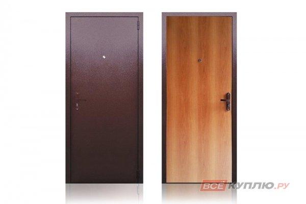 Дверь металлическая Берлога ЭК-2