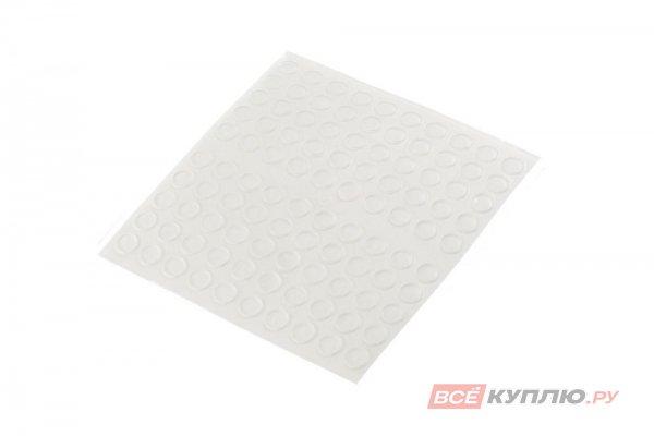 Демпфер мебельный самоклеющийся 7*1,5 мм (AMR-BP-0715)