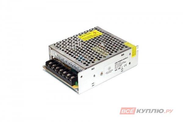 Блок питания для светодиодов 220/24V 100W, IP20 (12073)