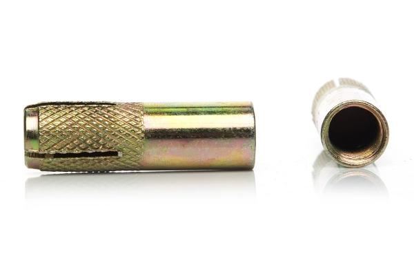 Анкер забиваемый стальной 6*25 мм