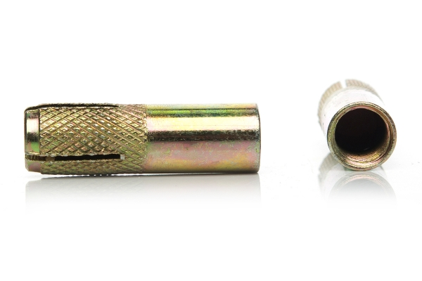 Анкер забиваемый стальной 10*40 мм
