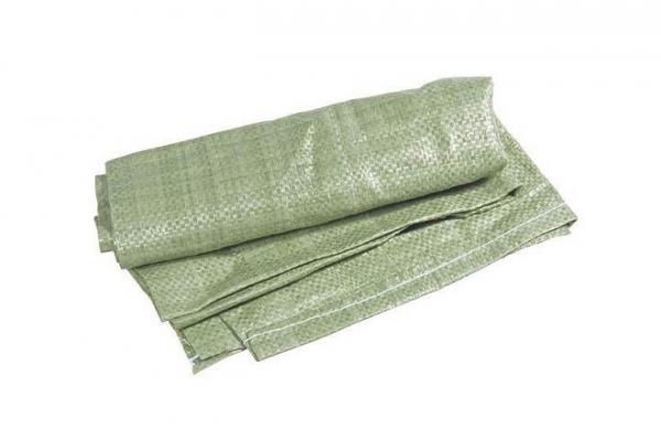 Мешок для строительного мусора зеленый (нагрузка до 50 кг)