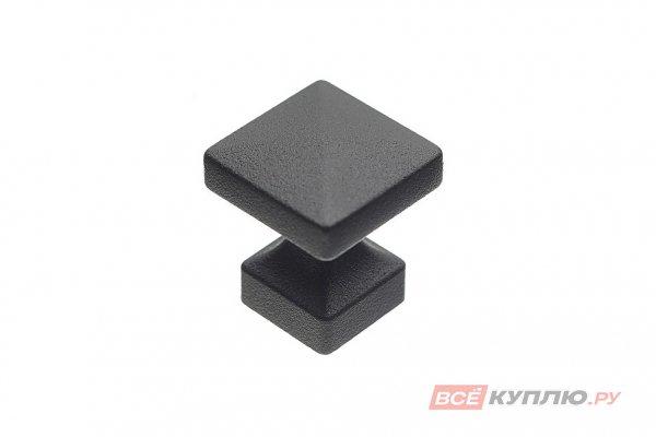 Ручка кнопка GAMET GR47-LPS01 графит структурный