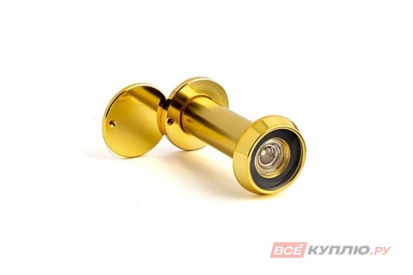 Глазок дверной АПЕКС 5016/50-90 G золото