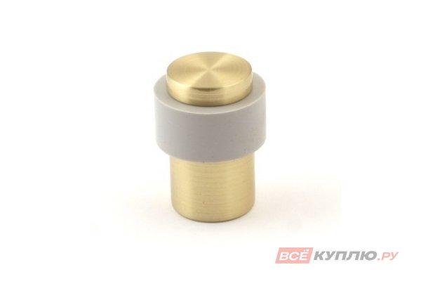 Ограничитель дверной АПЕКС DS-0014-GМ матовое золото