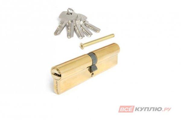 Механизм цилиндровый Апекс SM-110-G золото (2193)