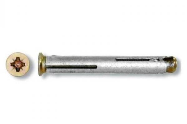 Дюбель рамный металлический М6 10*72 мм