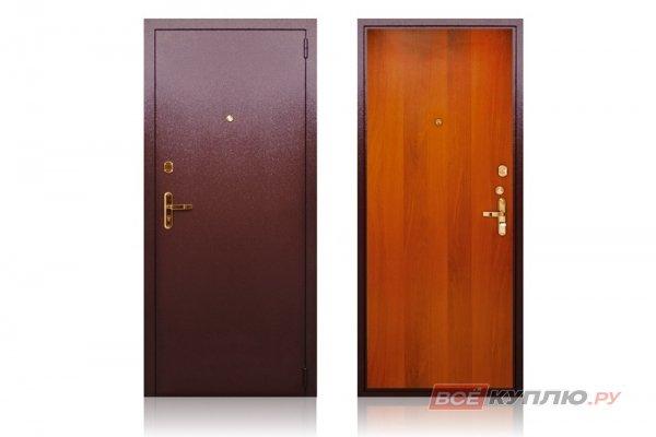 Дверь металлическая Берлога ЭК-1