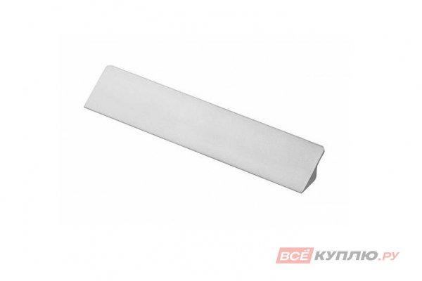 Ручка профильная мебельная алюминиевая PICCO L-128 алюминий