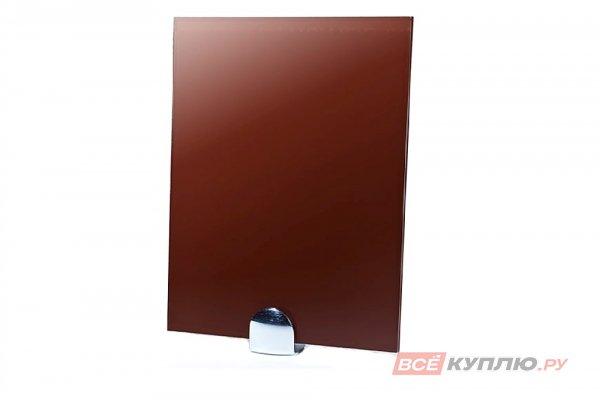 Стекло Lakobel темно-коричневое (RAL 8017) 2550*1605*4 мм (цена за лист)