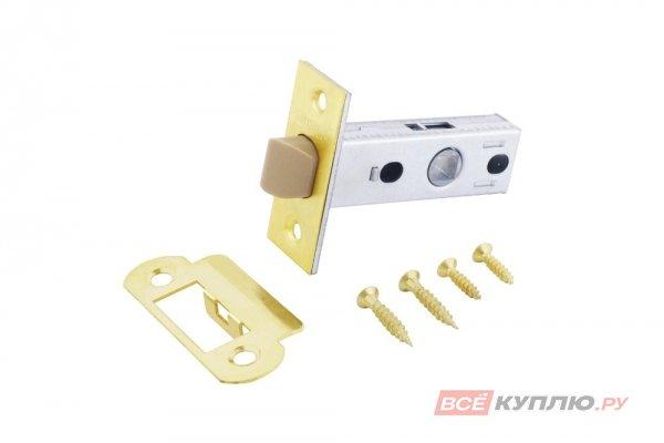 Защёлка АЛЛЮР L45-8-P PB золото (12330)