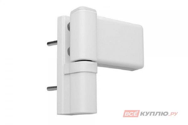 Петля дверная регулируемая АПД-120 (аналог DHV) белая