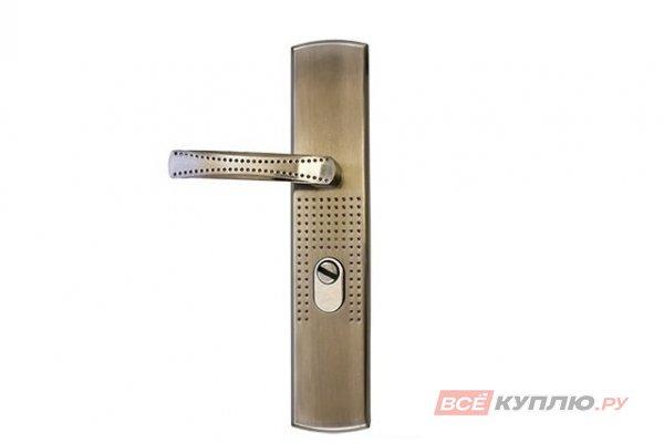 Ручки дверные на планке СТАНДАРТ РН-СТ222-R универсальные правые (7839)