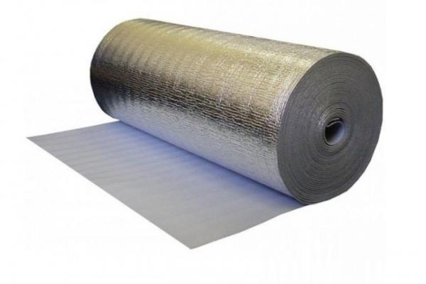 Изолар фольгированый ЛМ 08 1 м*30 м2/рулон