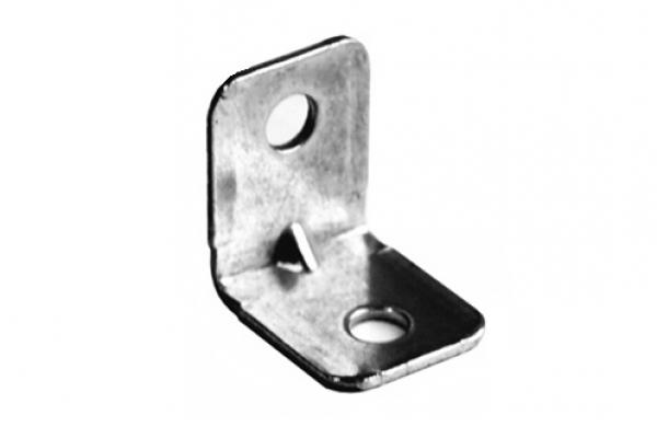 Уголок мебельный металлический 20*20 мм
