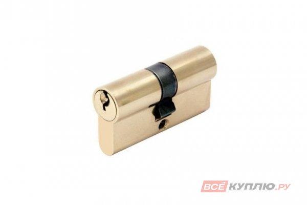 Механизм цилиндровый KALE 164 GN/75 30х10х35 латунь (272)