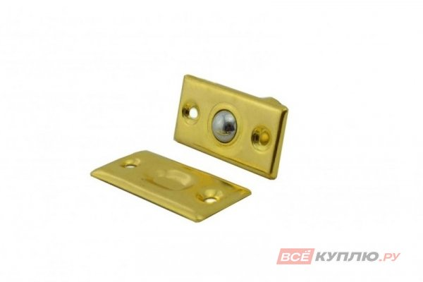 Фиксатор шариковый АЛЛЮР 588 GR золото (5032)