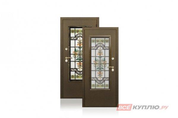 Дверь металлическая уличная Аргус «КОМПЛИМЕНТ»