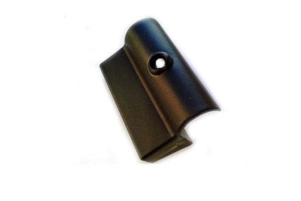 Латодержатель на трубу диаметром 25 мм для ламелей толщ. 8 мм*67