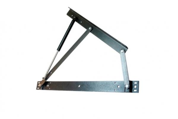 Механизм подъема кровати с газлифтом