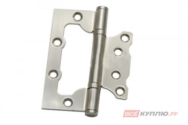Петля дверная RENZ 100-2BB FH SN матовый никель (600)