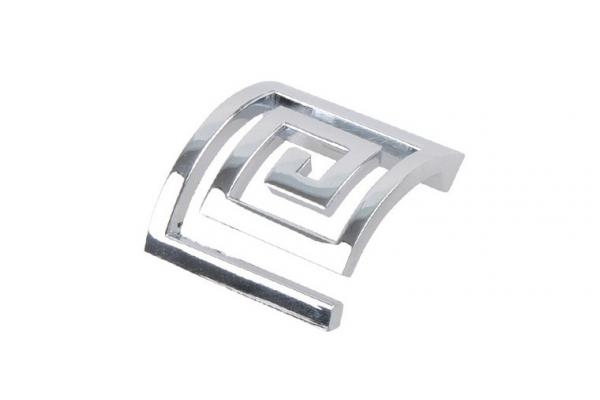 Ручка-кнопка мебельная хром (RK-029)