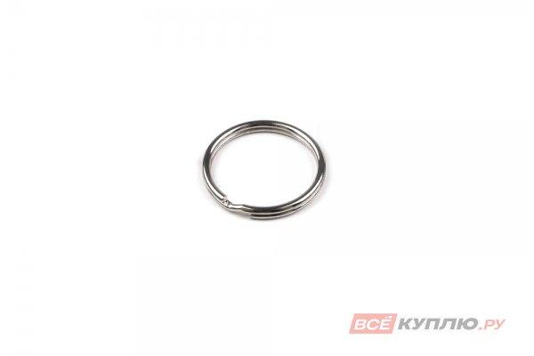 Кольцо для ключей АЛЛЮР малое d=14 мм (3100)