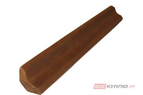 Плинтус 37 мм сорт А Липа обожженная