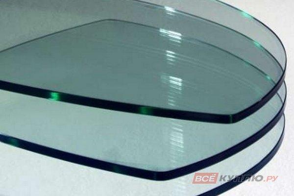 Обработка кромки (полировка) на криволинейных изделиях 4-5 мм (руб./п.м.)