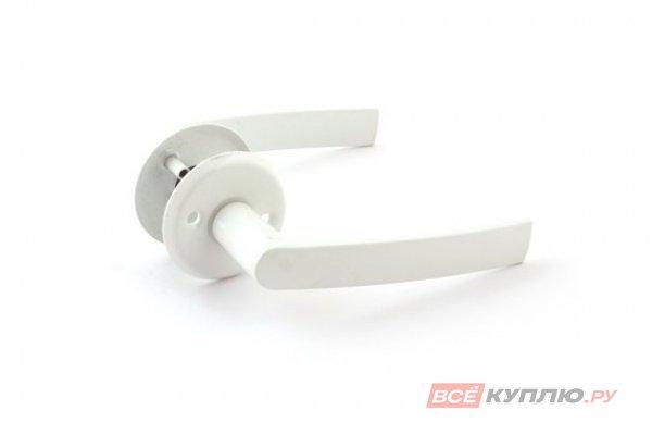 Ручка для финских дверей AVERS H-0661-W белый (12906)