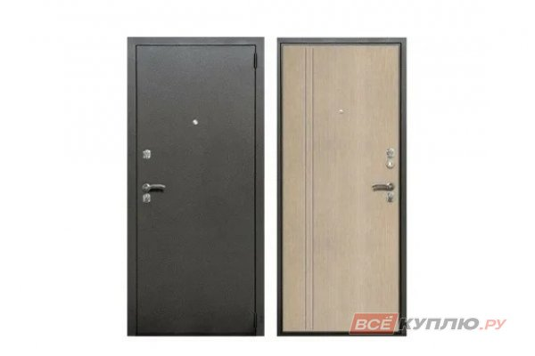 Дверь металлическая Берлога СК-2В